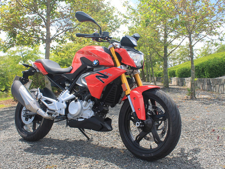 BMW G 310 R Review