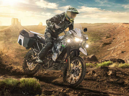 2022 Kawasaki KLR650 NZ Pricing Confirmed