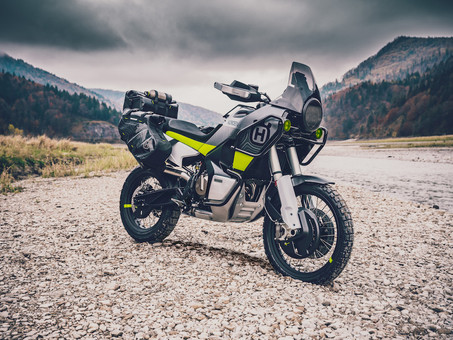 Husqvarna Continues To Tease Norden 901 Adventure Bike With New YouTube Series
