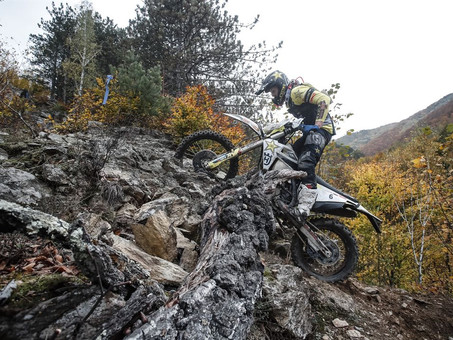 WESS Becomes FIM Hard Enduro World Championship
