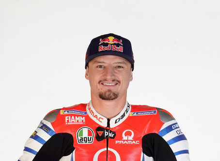 Aussie Jack Miller Signs With Ducati Corse For 2021 MotoGP Season