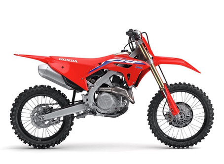 Honda Unveils 2021 CRF450R and RX