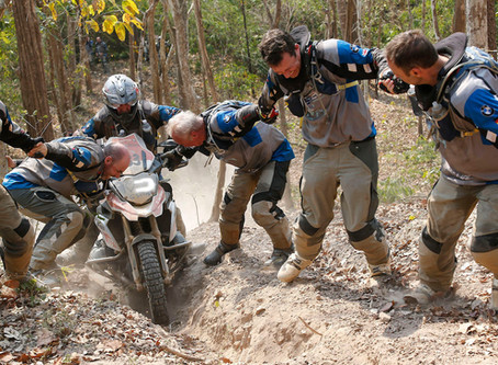 International BMW Motorrad GS Trophy Heads to New Zealand