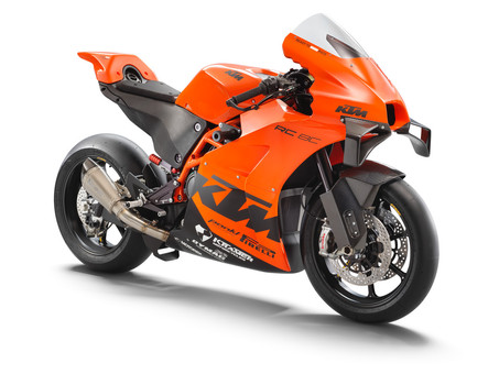 KTM's RC 8 is Back As Track Only RC 8C
