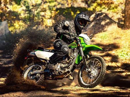 Kawasaki's Hot New Dual Sport KLX300 Won't Be Heading To NZ