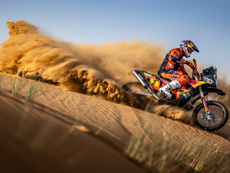 Toby Price Extends Contract With KTM