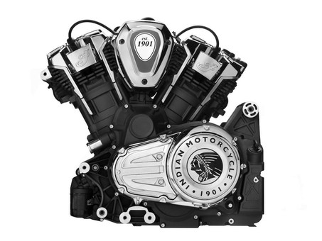 Indian Motorcycle Reveals PowerPlus Engine for New Bagger