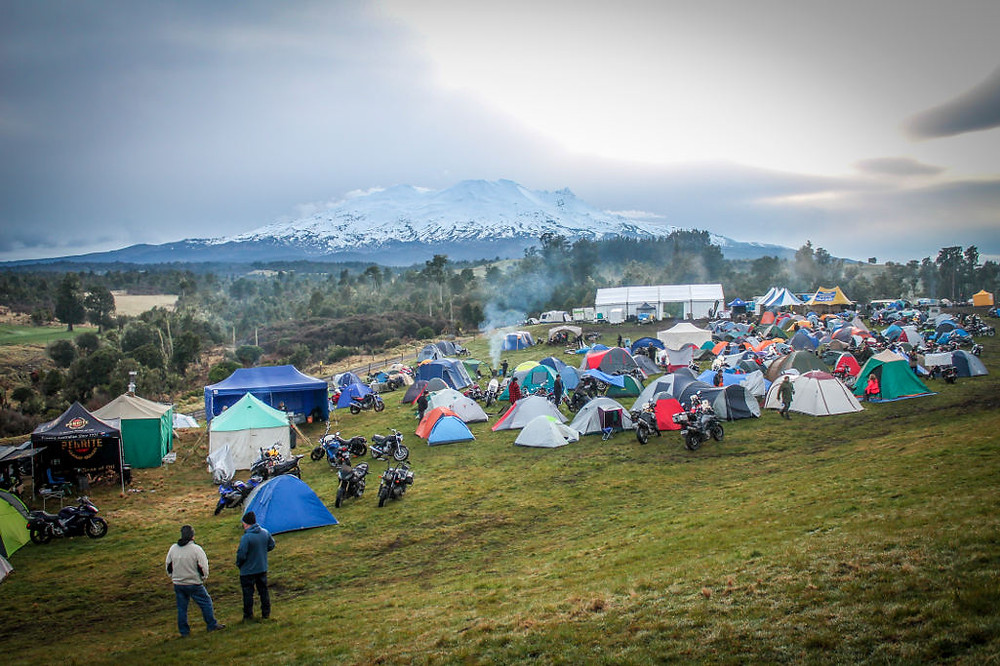 Cold Kiwi Motorcycle Rally 2017