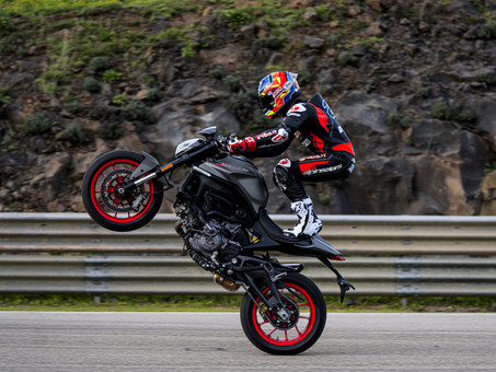 Ducati Monster Shreds Weight for 2021