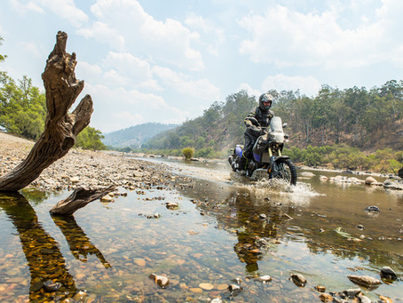 Motorcycle Guide: River Crossing Basics