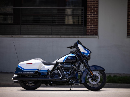 Harley-Davidson's Limited Edition Street Glide Special Is Ice Cool