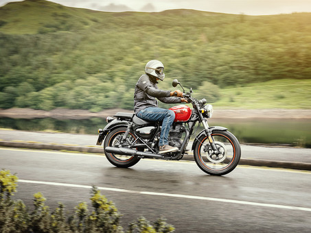 Royal Enfield Meteor Pricing and NZ Arrival Amnounced