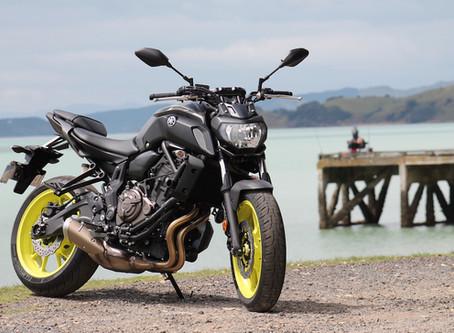 2018 Yamaha MT07 LAMS Review