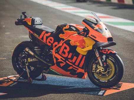 For Sale: KTM RC16 MotoGP Machines