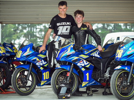 Suzuki GIXXER Cup Continues to Thrill