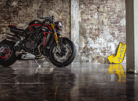 MV Agusta Hits Start On Rush 1000 Production - NZ Pricing Confirmed