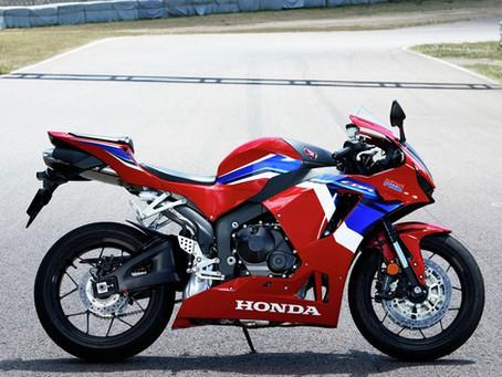 More Details Emerge For 2021 Honda CBR600RR