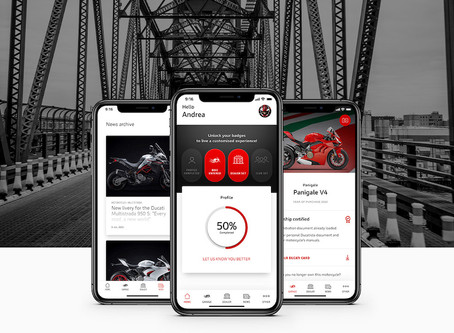 Ducati Launches MyDucati Mobile App