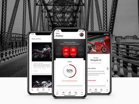 Ducati Launches MyDucati Mobile App