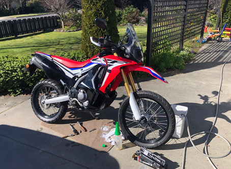NEVER Do This To Your Motorcycle: A CRF250L Mechanical Misadventure