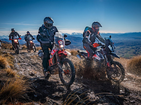 KTM Announces 2021 NZ Adventure Rallye