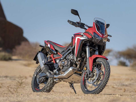 New Honda Africa Twin 1100 Confirmed