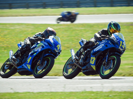 Future of the road racing in good hands with Suzuki GIXXER Cup Riders