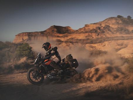 KTM 390 Adventure Debuts