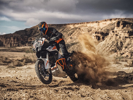 KTM Reveals New 1290 Super Adventure R For 2021