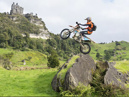 Chris Birch's Say No To Slow Series Returns With A Dirt Riding Focus