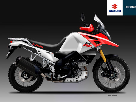 Suzuki Rumoured to Bring back the DR Big