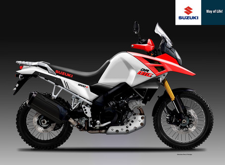 Suzuki Rumoured to Bring back the DR Big