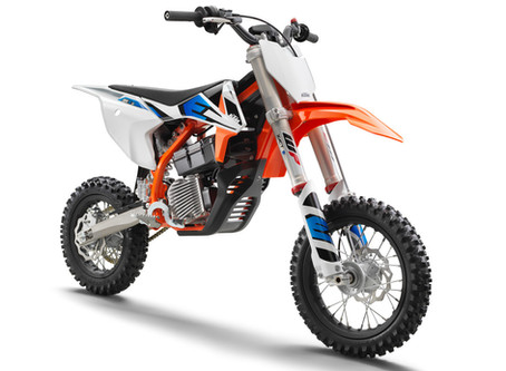 KTM and Husqvarna Bring Electric Motorcycling to Junior Riders