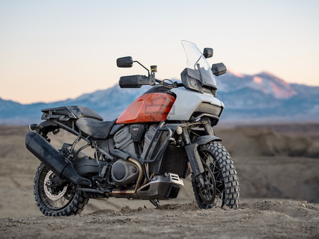 Harley-Davidson Pan America Launched | All You Need To Know About Harley's First Adventure Bike