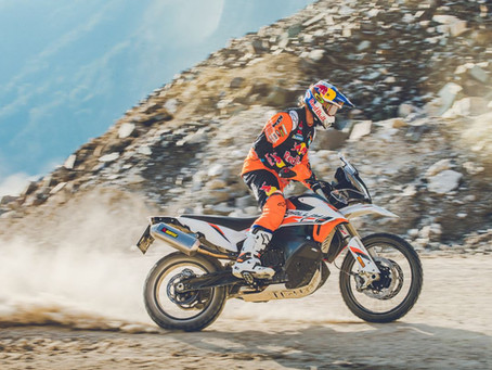 KTM's 890 Adventure R Rally Sells Out!