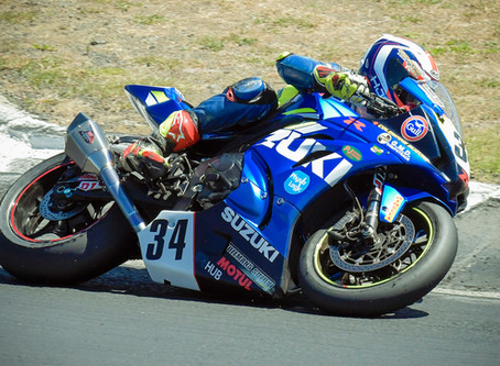Mettam Goes On The Attack At Superbike Nationals