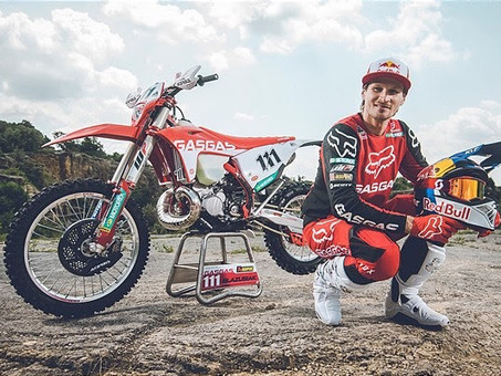 Taddy Blazusiak Switches To GasGas