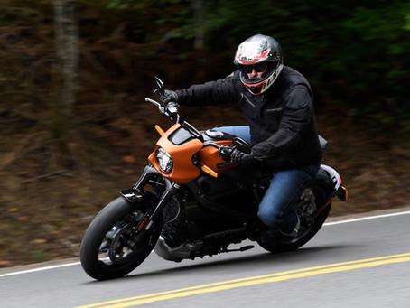 Video   Harley-Davidson LiveWire Review