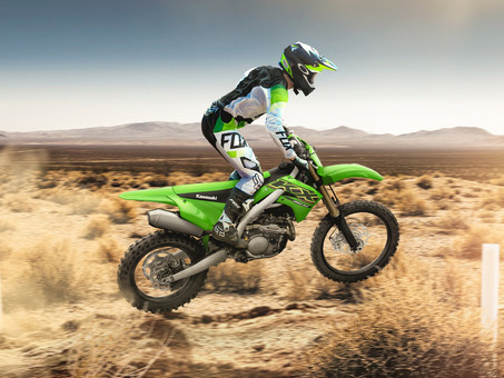 2021 Kawasaki KX450 and KX450XC revealed