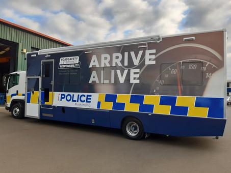 NZ Police Road Safety Fleet Grows