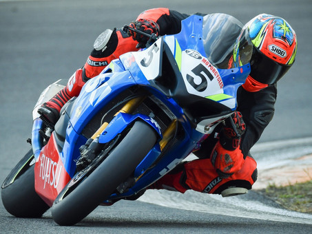Countdown Already On For Suzuki International Series finale