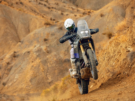 Yamaha Tenere 700 Confirmed for 2019