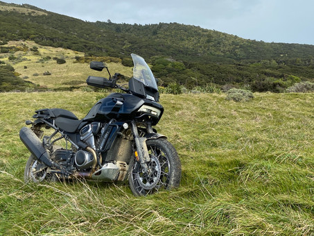 Harley-Davidson Pan America | New Zealand First Ride Review