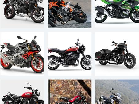 Top 10 Motorbikes of 2018