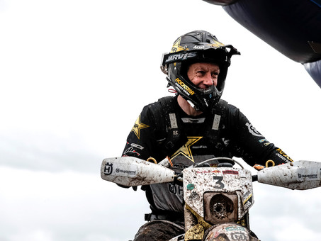 Graham Jarvis Sticks With Husqvarna