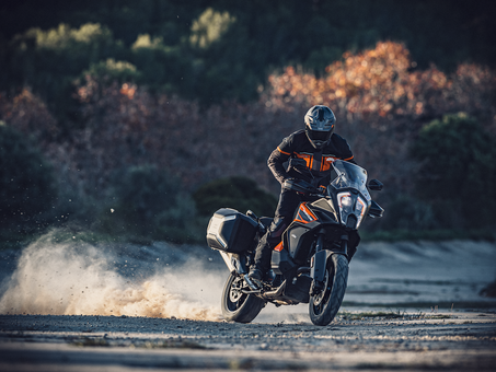 KTM 1290 Super Adventure S Gets Hyped Up On Tech For 2021