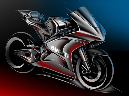 Confirmed: First Electric Ducati Motorcycles Will Be MotoE Racers
