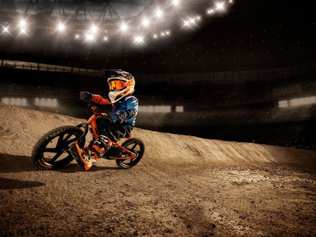KTM Adds Extra Electric Models For Kids