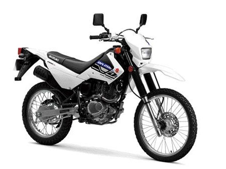 The Perfect Starter Trail Bike - Suzuki DR200