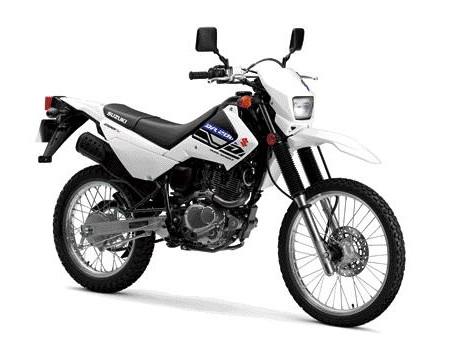 The Perfect Starter Trail Bike - Suzuki DR200